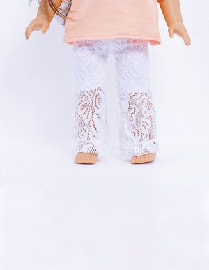 LACE PANT DOLL