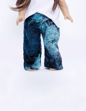 LITTLE MERMAID PANT DOLL
