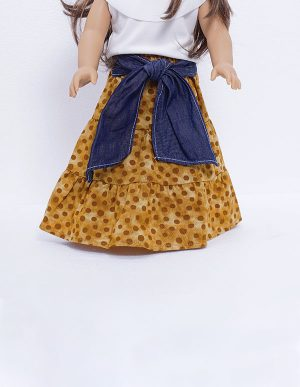 LION KING SKIRT DOLL