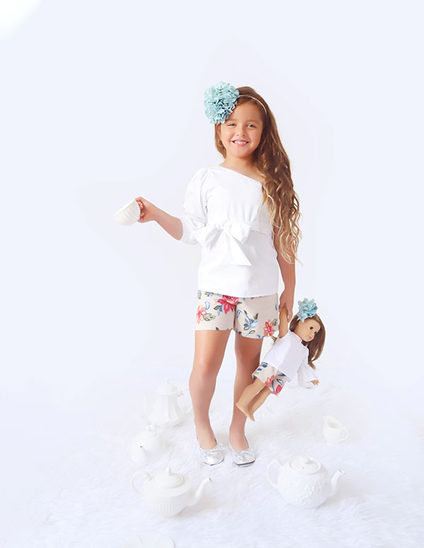 TEA PARTY SHORT 14T