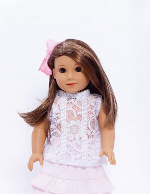 PURITY LACE TOP DOLL