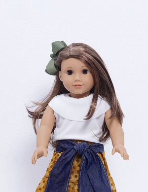 BELLE CROP TOP DOLL