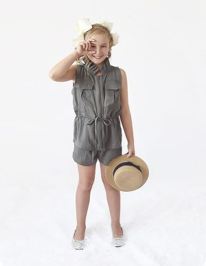 JUNGLE EXPLORER OUTFIT