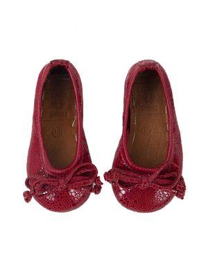 BALLET FLATS RED 19T