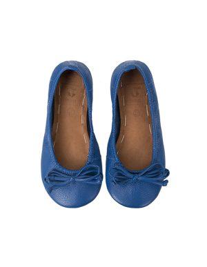 BALLET FLATS BLUE 19T