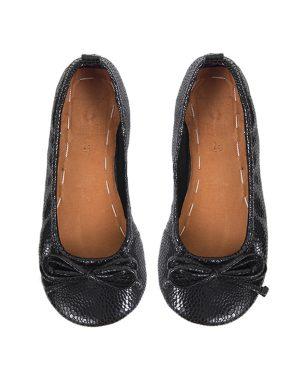 BALLET FLATS BLACK 23T