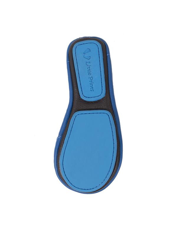 BALLET FLATS BLUE 21T