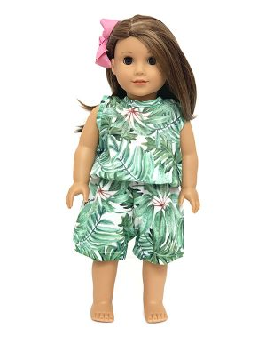 TEA TREE JUMPER DOLL