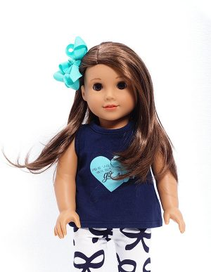 AND HE SAID TSHIRT DOLL