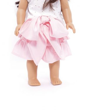 PINK SUGAR SHORT DOLL