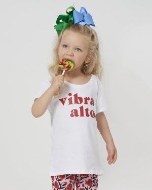 VIBRA ALTO TSHIRT 14T