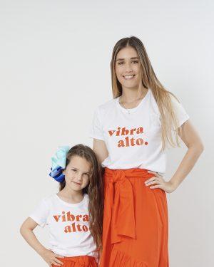 VIBRA ALTO TSHIRT MOM