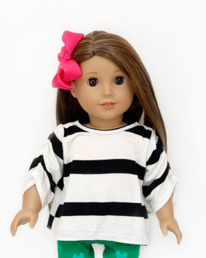 SCANDI RAINBOW TSHIRT DOLL